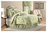 Williamsburg Grandiflora 4-Piece King Comforter Set