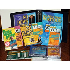 Carleton H Sheets No Down Payment Real Estate Program on DVD/VHS