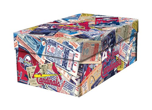 St. Louis Cardinals MLB Ticket Souvenir Box at Amazon.com
