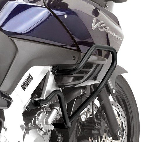 Pare carter Givi Kawasaki KLV 1000 04-06/Suzuki V-Strom 1000 02-07 noir