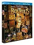 Les Boxtrolls [Blu-ray 3D/2D + Copie...