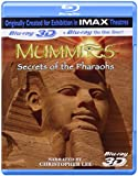 IMAX Mummies-Secrets of the Pharaohs (Blu-ray + Blu-ray 3D)