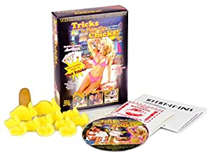 Tricks to Pick Up Chicks! - Instructional DVD Magic Set