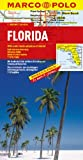 MARCO POLO Kontinentalkarte Florida 1:800.000 (MARCO POLO Länderkarten)