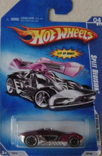 Hot Wheels Hw Special Features '09: Split Decision (Purple)