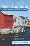 img - for Backroads & Byways of New England: Drives, Day Trips & Weekend Excursions (Backroads & Byways) book / textbook / text book