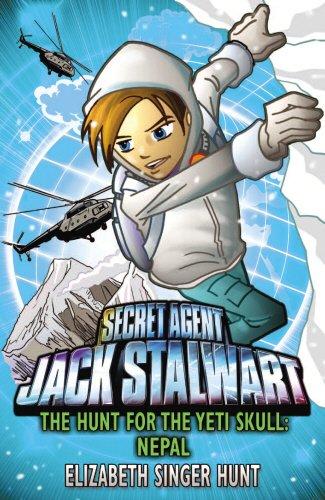 Jack Stalwart: The Hunt for the Yeti Skull: Nepal: Book 13