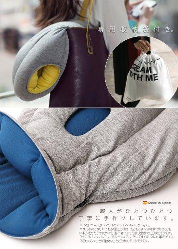 オーストリッチピロー レギュラーサイズ OSTRICH PILLOW [ サンセットオレンジ ] 正規品 枕 まくら インテリアユニット