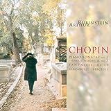 Rubinstein Collection, Vol. 46: Chopin Sonatas: Funeral March; B Minor Fantasie, Op. 49; Barcarolle, Berceuse