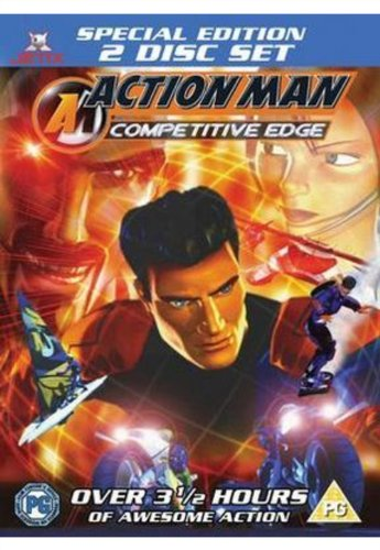Action Man: Storm Front [DVD]