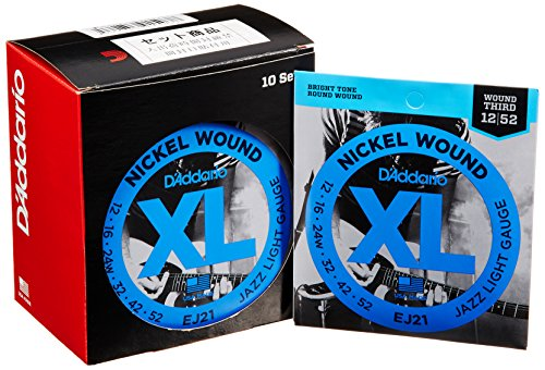 D Addario Electric Guitar Strings