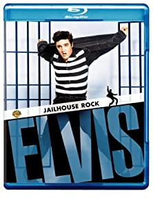 NEW Elvis Presley - Jailhouse Rock (Blu-ray)