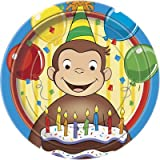Shop For Unique Industries- Inc.-Curious George Plates (Lunch) Discount