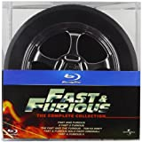 Fast & Furious - Ruota Collection (Ltd) (5 Blu-Ray)
