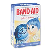 Band-Aid Disney Inside Out Bandages - First Aid Supplies - 20 per Pack