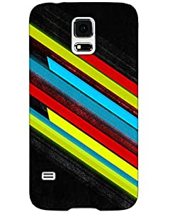 Samsung Galaxy S5 Back Cover Designer Hard Case Printed Cover