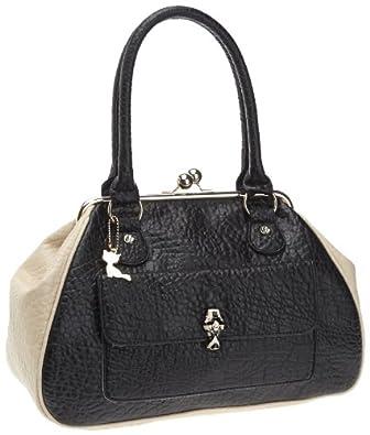 Lollipops Power Frame Bag, Sac porté main - Noir (Black)