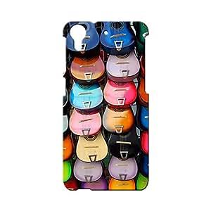 BLUEDIO Designer Printed Back case cover for HTC Desire 728 - G1156