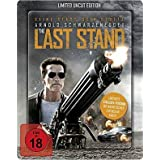 The Last Stand (Limited Uncut Steelbook Edition, SATURN Exklusiv)