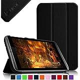 "Fintie NVIDIA SHIELD Tablet K1 / NVIDIA SHIELD SlimShell Case - Ultra Slim Lightweight Stand Cover for 2015 NVIDIA SHIELD Tablet K1 (Newest Version) / 2014 NVIDIA Shield 2 8"", Black"