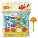 Hat 3D Food Picks 8 pcs