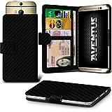 Aventus (Kohlenstoff-Faser) HTC Desire 620G Dual Sim