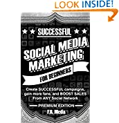F.R. Media (Author), Social Media Marketing (Editor), Marketing Strategy (Foreword), Facebook Youtube Instagram Twitter (Illustrator), e-commerce (Introduction)  (13)  Download:   $2.99