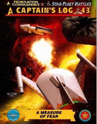Star Fleet Battles: Captain's Log #43
