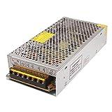 SODIAL(R) AC 110/220V DC 5V 20A 100W電源?ドライバLEDストリップライト用