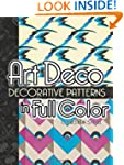 Art Deco Decorative Patterns in Full...