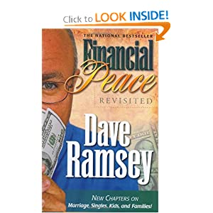 dave ramsey financial peace pdf