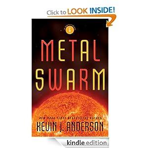 Metal Swarm - Kevin J Anderson