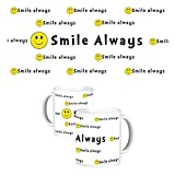 ToduGift Smile Always mug