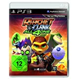 "Ratchet & Clank: All 4 onevon ""Sony Computer..."""