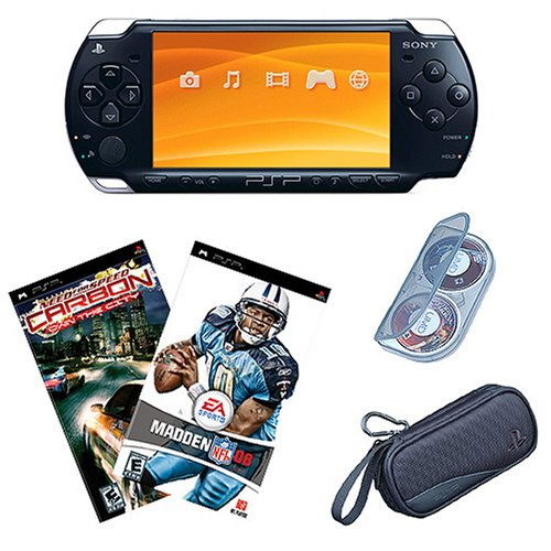 Madden 08 Bundle for PlayStation Portable