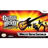 Wii Guitar Hero World Tour - Stand Alone Guitar