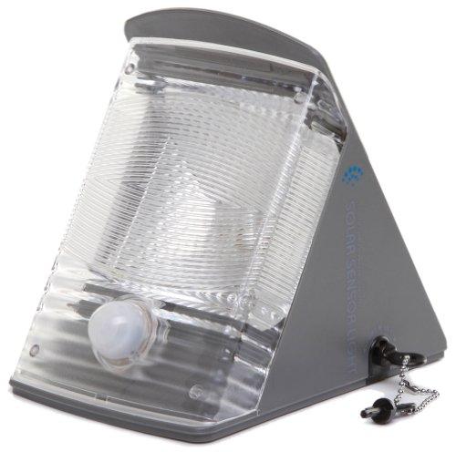 Am-Tech Lampe solaire de sécurité et d'accueil