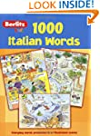 1000 Italian Words Berlitz