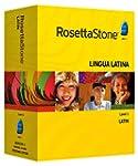 Rosetta Stone V3: Latin Level 1 with...