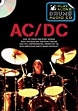 echange, troc Ac/Dc - Play Along Drums  + CD