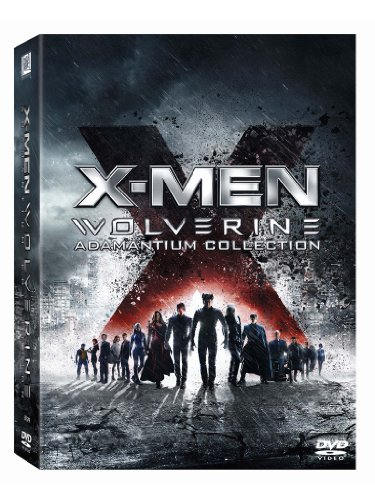 X-Men - The Complete Saga (6 Dvd) [Italian Edition]