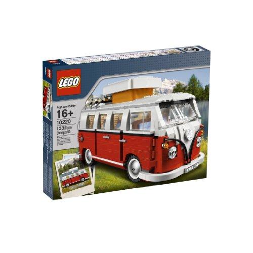 LEGO Creator 10220 Building Game Volkswagen T1 Camper Van