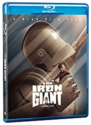 The Iron Giant: Signature Edition (BD) [Blu-ray]