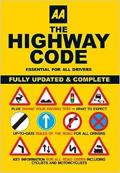 AA the Highway Code (AA Driving Test Series): Amazon.co.uk ...