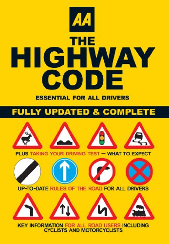 AA the Highway Code (AA Driving Test) (AA Driving Test Series)