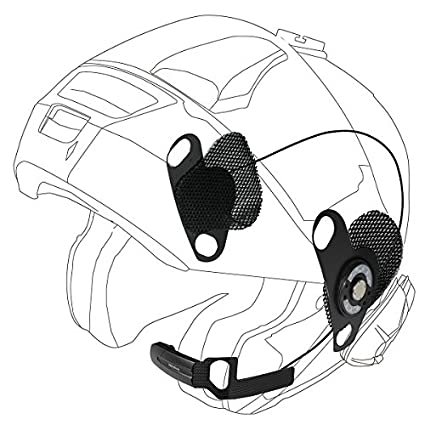 PRO KIT SON CASQUE POUR CASQUES SHOEI INTERPHONE