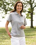 Jerzees 437W Ladies 50/50 Jersey Polo with SpotShield