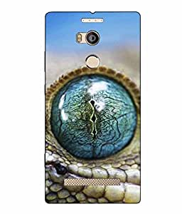 Case Cover Forest Printed Multicolor Hard Back Cover For Gionee Elife E8