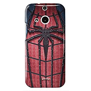 Spiderman Spidey Hard Back Case for HTC One M8
