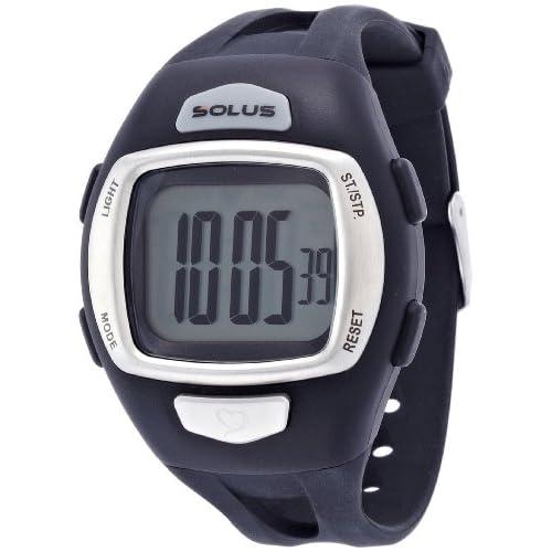 [ソーラス]SOLUS 腕時計 心拍計測機能付 Leisure930(レジャー 930) 01-930-001 メンズ 【正規輸入品】